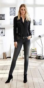 Damen Jeans Auf Rechnung : die besten 25 damen jeans ideen auf pinterest frauen jeans outfits jeans und jeans freund ~ Themetempest.com Abrechnung
