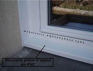 Appui De Fenetre Pvc : renovation appui de fenetre rnovation with renovation ~ Premium-room.com Idées de Décoration