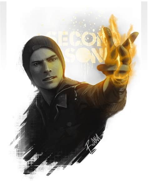New Infamous Second Son Screens Show Incredible Graphical