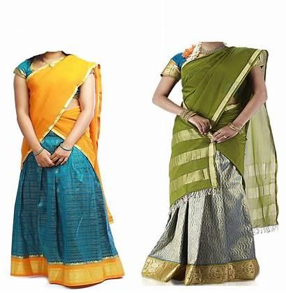 Sri Lanka Clothes Culture National Tamil Wear