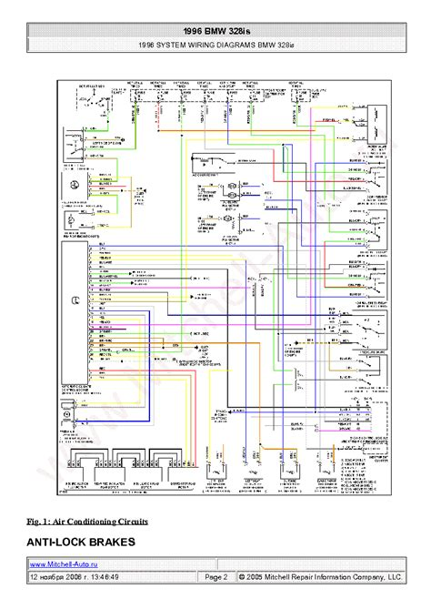 bmw   wiring diagrams sch service manual  schematics eeprom repair info