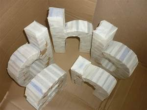 where can i buy large paper mache letters stonewall services With where to buy large paper mache letters