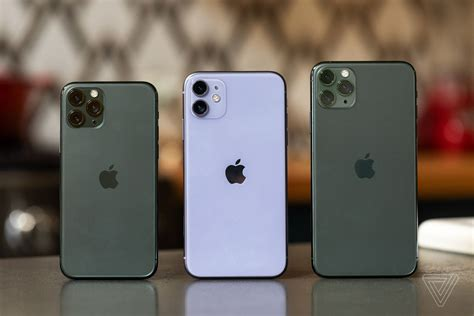 iphone 11 11 pro and 11 pro max price carriers and where you can buy one the verge