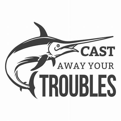 Fishing Pesca Away Cast Troubles Problemas Elimine