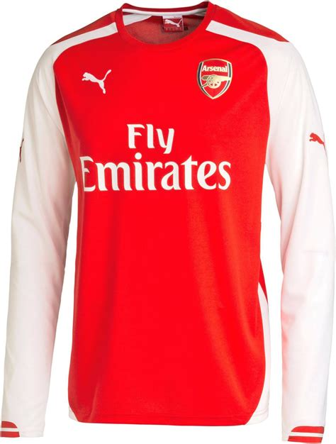 Arsenal Puma Kit Launch - YouTube