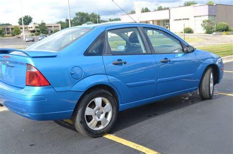 Find Used 2007 Ford Focus Ses Sedan 4-door 2.0l In Saint