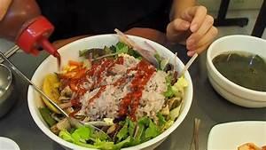 Vegetarian Korean Food (Bibimbap - 비빔밥): Healthy Korean ...  Healthy
