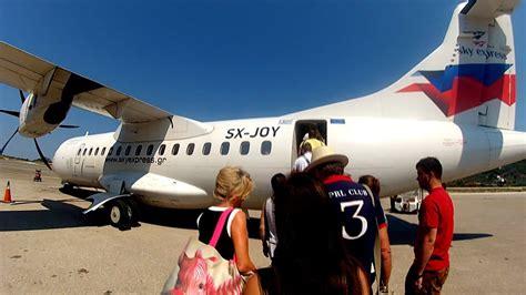 express küchen sky sky express flight 51 to athens gopro engine view jsi takeoff ath landing