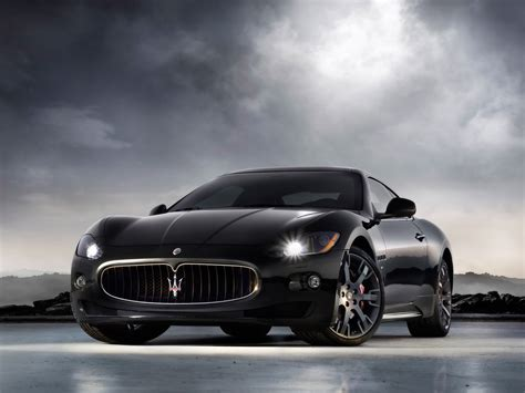 black maserati world of cars maserati granturismo