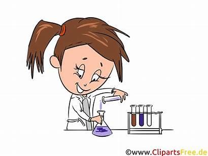 Clipart Chemielabor Bild Laboratorium Laboratoire Chimie Kemi