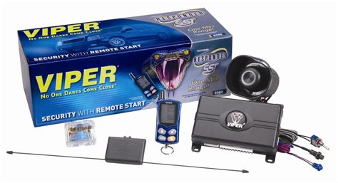 Viper Sst Way Car Alarm Remote Start System