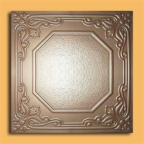 foam metallic bronze antique ceilings glue up ceiling