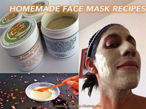natural organic skin care  body care homemade recipes