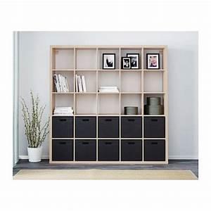 Ikea Regalsystem Kallax : kallax shelving unit white stained oak effect ikea home pinterest kallax shelving unit ~ Orissabook.com Haus und Dekorationen