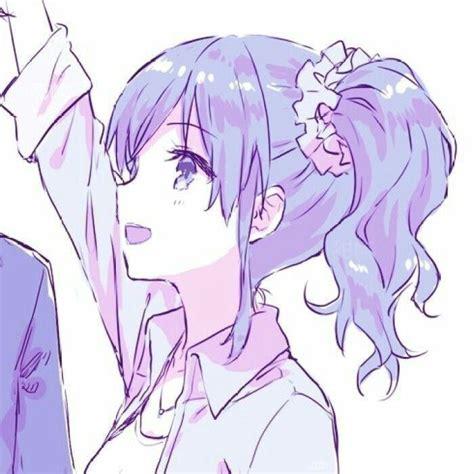 Purple Anime Pfp Purple Aesthetic Anime Pfp  Karli