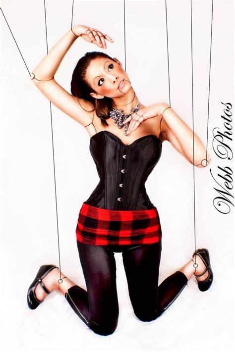 puppetitis ii  portraitofdesire  deviantart girl