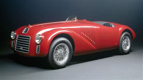 Meet The First Ever Ferrari Road Car The V12 Engined 125