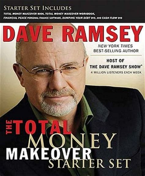 Dave Ramsey Starter Set Includes The Total Money Makeover Revised 3rd Edition (hardcover), The