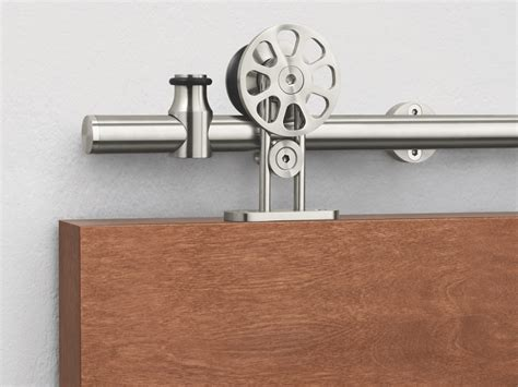 stainless steel barn door hardware starliner stainless steel hardware barndoorhardware