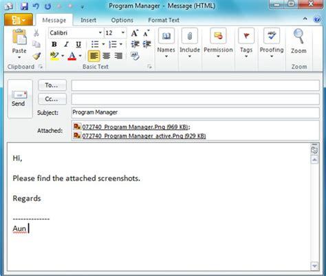 email print enhance windows 7 print screen capture key