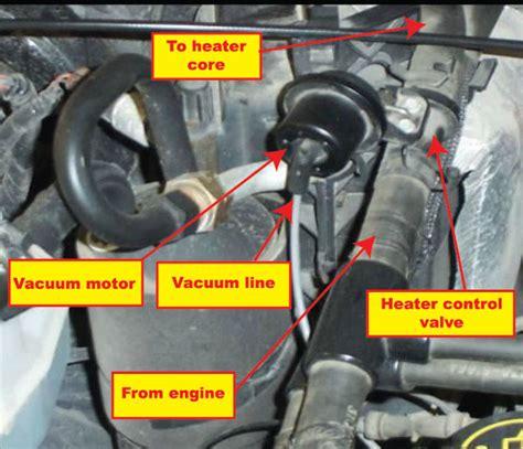 Diagnose Heater Control Valve Ricks Free Auto Repair