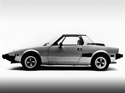 Fiat X19 by Fiat X19 Amazing Pictures To Fiat X19 Cars In