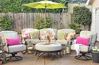 patio decor ideas Patio Decorating Ideas for Entertaining and Family Fun