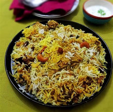 Kitchens Of India Hyderabadi Biryani by Chicken Biryani Recipe Hyderabadi Style Chicken Biryani