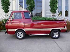 66 Ford Econoline Pick Up