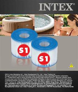 Filtre Spa Intex S1 : intex 29001 spa filter cartridge s1 2 pices intex ~ Dailycaller-alerts.com Idées de Décoration