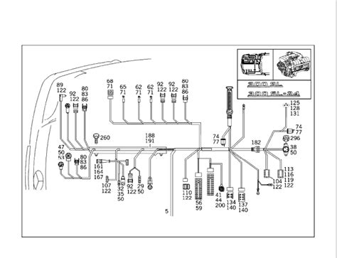 1995 sl500 engine wiring harness replacement mercedes forum