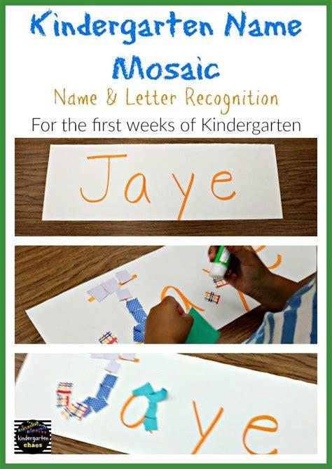 25+ Best Ideas About Kindergarten Name Activities On Pinterest  Kindergarten Names, Week Name