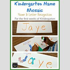 25+ Best Ideas About Kindergarten Name Activities On Pinterest  Kindergarten Names, Week Name