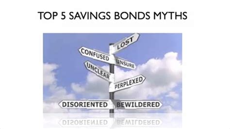 top  savings bonds myths video