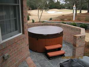 Hot Spring Whirlpool : 83 best images about hot tub installations on pinterest ~ Michelbontemps.com Haus und Dekorationen