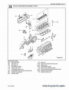Nissan Cg10 Engine Workshop Part Repair Service Manual User Guide