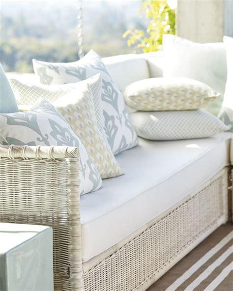 coussin canape exterieur coussin extérieur pour salon de jardin un confort optimal