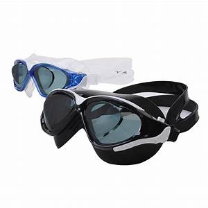 oversized frame myopia nearsighted swimming goggles With documents goggles