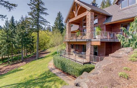 quarry house plan lodge home  mark stewart home design