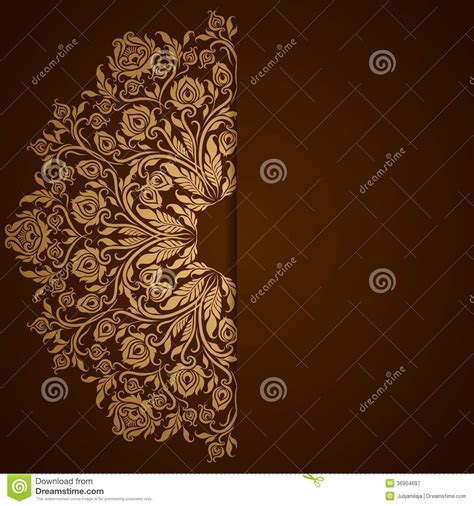elegant background  lace ornament royalty  stock