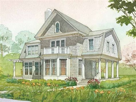 dutch house plan square feet bedroomss dream home source house p