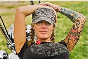 Tattoos: Cool Biker Tattoos