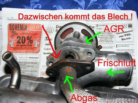 agr ventil reinigen ohne ausbau agr204 focus tdci 1 8 115ps agr ventil defekt still legen oder reinigen ford focus mk1