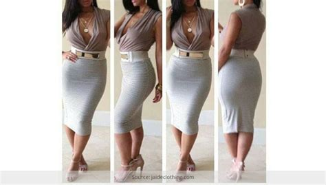 complete pencil skirt guide choose    body
