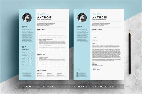 2 pages resume template free resumes templates pixelify net