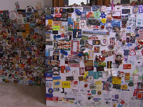 Largest Collection Of Refrigerator Magnets