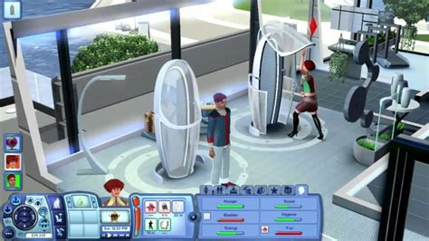 The Sims 3 Into The Future Gameplay Quantum Power Pack