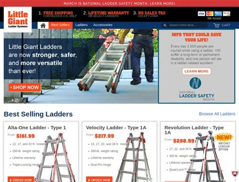 61050 Ladder Promo Code by Ladder Systems Coupons Ladders