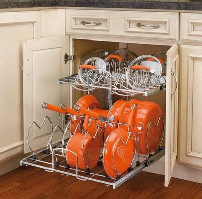 kitchen storage solutions for pots and pans kitchen storage ideas for pots and pans 9837