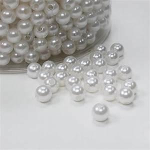 Deko In Weiß : deko perlen wei in diversen gr en 300g g nstig kaufen ~ Yasmunasinghe.com Haus und Dekorationen